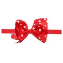 Cloth Fashion Bows Hair accessories  yellow  Fashion Jewelry NHWO0709yellow