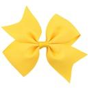 Cloth Fashion Flowers Hair accessories  yellow  Fashion Jewelry NHWO0715yellow