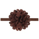 Cloth Fashion Flowers Hair accessories  red  Fashion Jewelry NHWO0721red