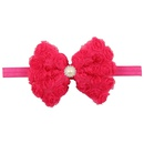 Cloth Fashion Flowers Hair accessories  red  Fashion Jewelry NHWO0725red