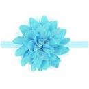 Cloth Fashion Flowers Hair accessories  yellow  Fashion Jewelry NHWO0735yellow