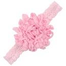 Cloth Fashion Flowers Hair accessories  white  Fashion Jewelry NHWO0739white