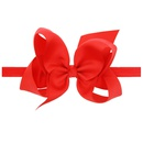 Cloth Fashion Bows Hair accessories  red  Fashion Jewelry NHWO0741red