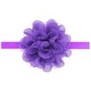 Cloth Fashion Flowers Hair accessories  yellow  Fashion Jewelry NHWO0746yellow