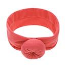 Cloth Fashion Geometric Hair accessories  red  Fashion Jewelry NHWO0748red