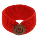 Cloth Fashion Geometric Hair accessories  red  Fashion Jewelry NHWO0763red