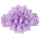 Cloth Fashion Flowers Hair accessories  yellow  Fashion Jewelry NHWO0774yellow