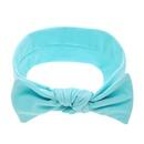 Cloth Fashion Bows Hair accessories  Pink  Fashion Jewelry NHWO0775Pink