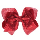 Cloth Fashion Geometric Hair accessories  red  Fashion Jewelry NHWO0777red