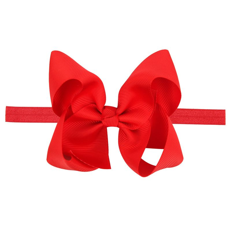 Alloy Fashion Bows Hair accessories  red  Fashion Jewelry NHWO0781red