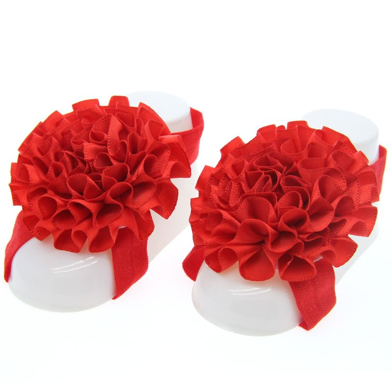 Cloth Fashion Flowers Hair accessories  (red)  Fashion Jewelry NHWO0784-red