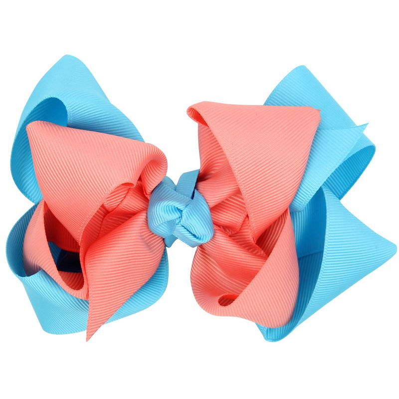 Cloth Fashion Flowers Hair accessories  Watermelon red blue  Fashion Jewelry NHWO0814Watermelonredblue