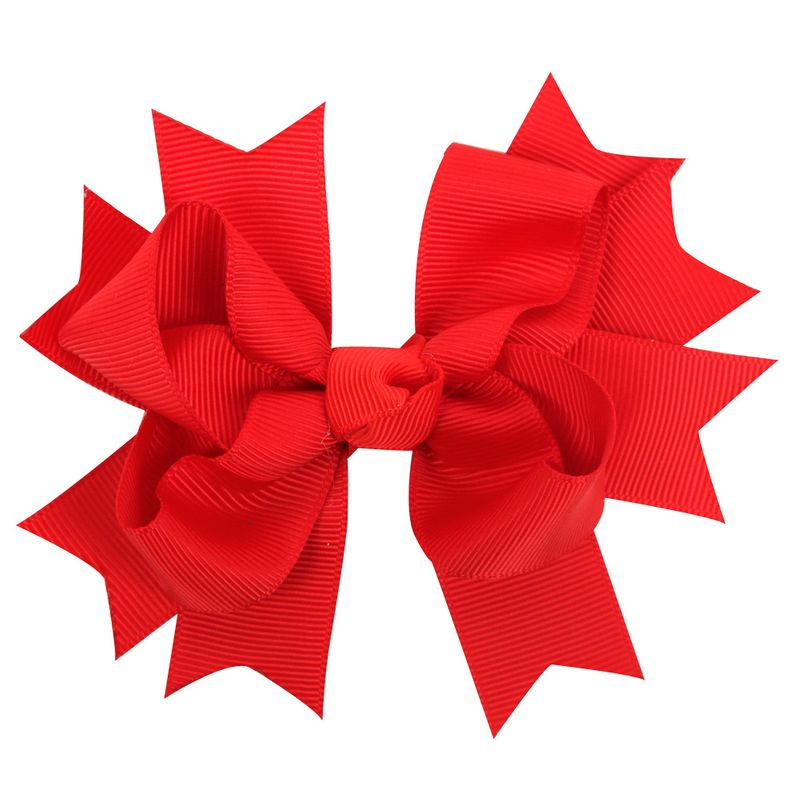 Cloth Fashion Flowers Hair accessories  red  Fashion Jewelry NHWO0818red
