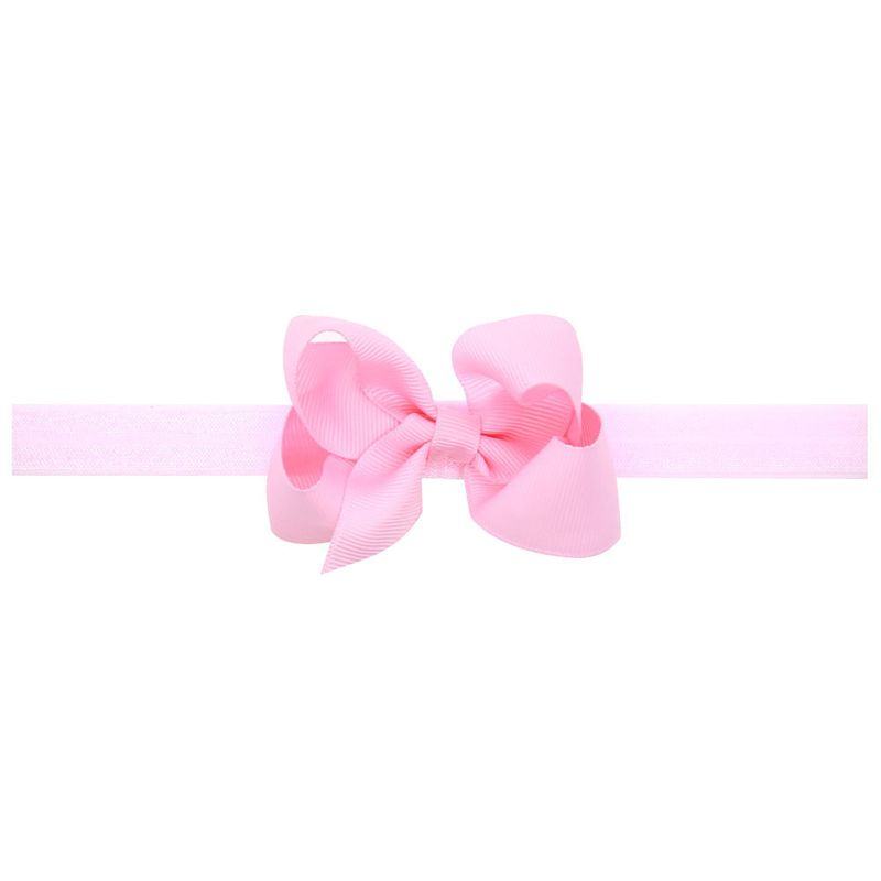 Alloy Fashion Flowers Hair accessories  Large pink  Fashion Jewelry NHWO0830Largepink
