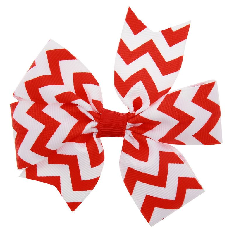 Cloth Fashion Flowers Hair accessories  (red)  Fashion Jewelry NHWO0838-red