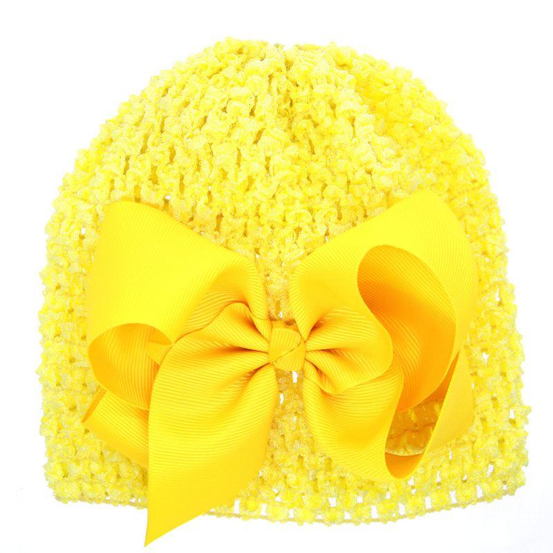 Cloth Fashion  hat  yellow  Fashion Jewelry NHWO0843yellow