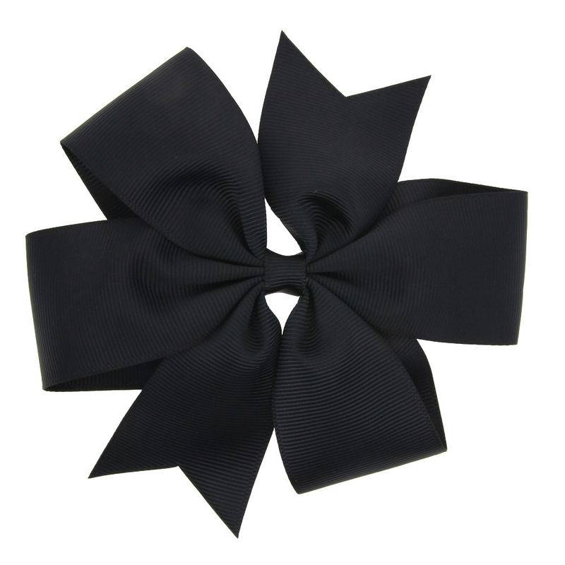 Cloth Fashion Flowers Hair accessories  black  Fashion Jewelry NHWO0845black