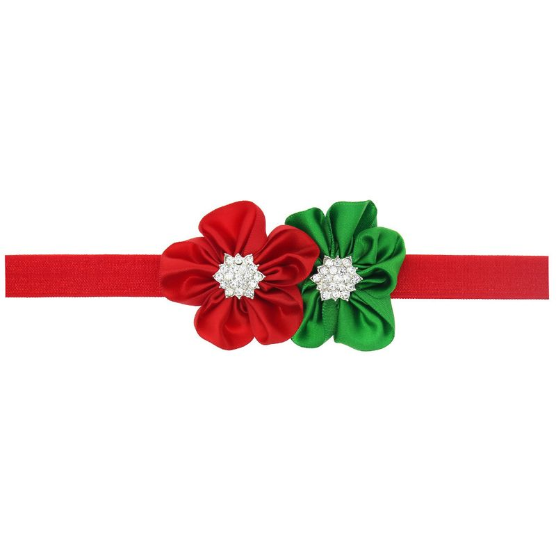 Cloth Fashion Flowers Hair accessories  red  Fashion Jewelry NHWO0915red