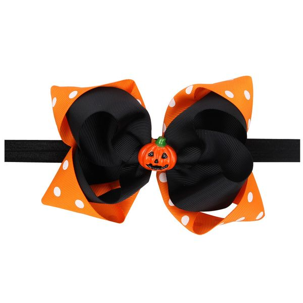 Cloth Fashion Flowers Hair accessories  (Orange)  Fashion Jewelry NHWO0931-Orange