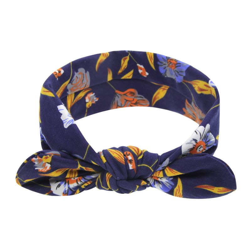 Cloth Fashion Bows Hair accessories  Navy blue  Fashion Jewelry NHWO0990Navyblue