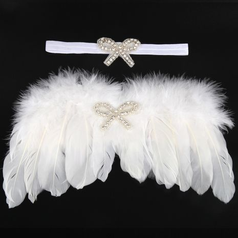 Alloy Fashion  Hair accessories  (White-white  pink)  Fashion Jewelry NHWO0992-White-white-pink's discount tags
