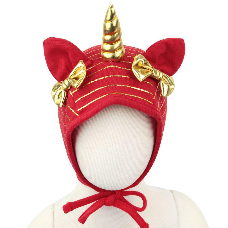 Cloth Fashion Animal hat  red  Fashion Jewelry NHWO0997red