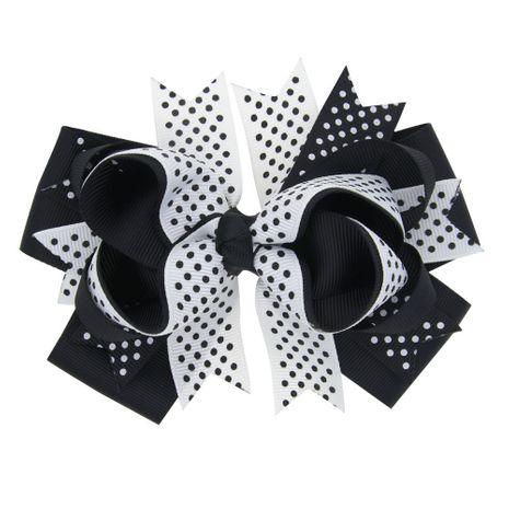 Cloth Fashion Bows Hair accessories  (1)  Fashion Jewelry NHWO1002-1's discount tags