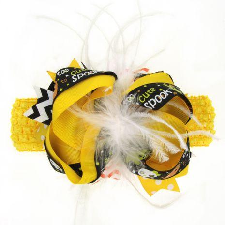 Cloth Fashion Bows Hair accessories  (WS051-1)  Fashion Jewelry NHWO1008-WS051-1's discount tags