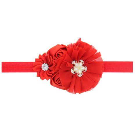 Cloth Fashion Flowers Hair accessories  (SD005-1)  Fashion Jewelry NHWO1009-SD005-1's discount tags