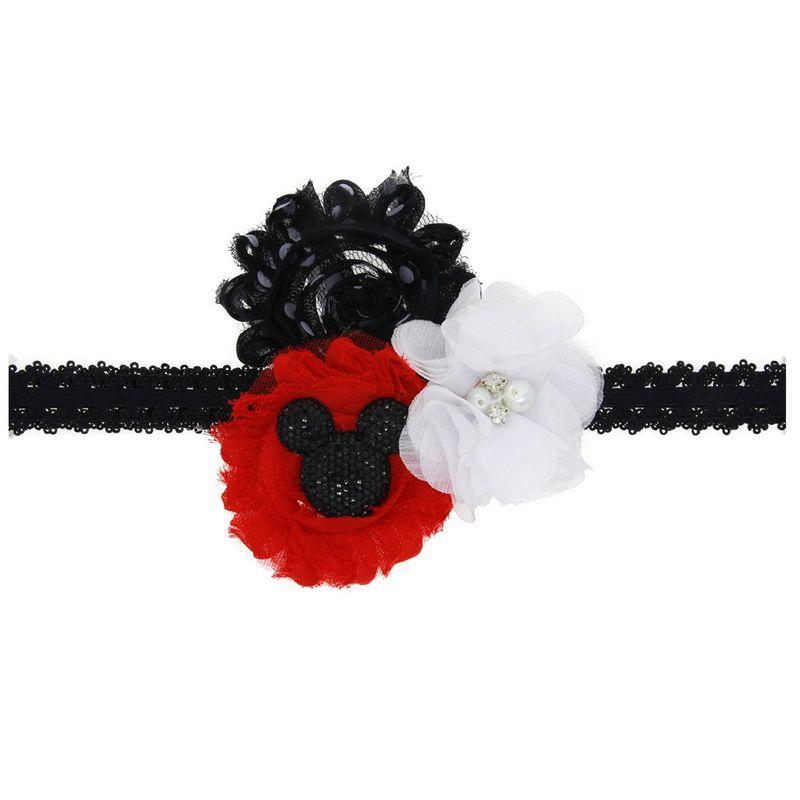 Cloth Fashion Flowers Hair accessories  Christmas  Fashion Jewelry NHWO1010Christmas