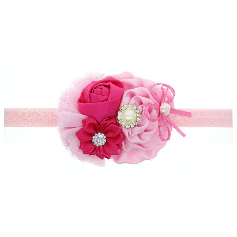 Cloth Fashion Flowers Hair accessories  1  Fashion Jewelry NHWO10121