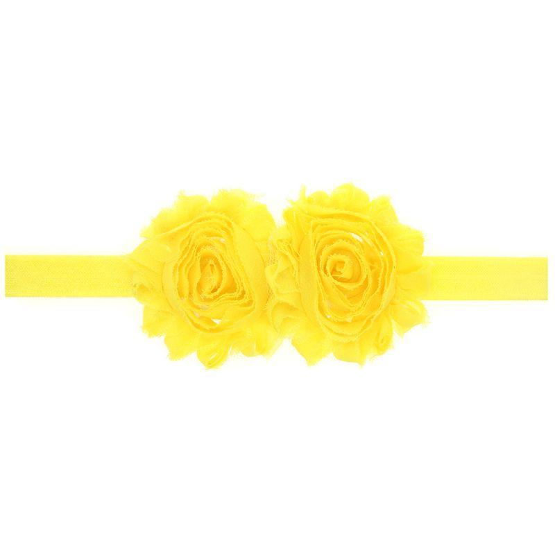 Cloth Fashion Geometric Hair accessories  yellow  Fashion Jewelry NHWO1032yellow