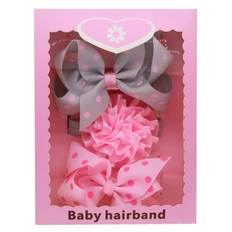 Alloy Korea Bows Hair accessories  (Gift Box)  Fashion Jewelry NHWO1045-Gift-Box's discount tags