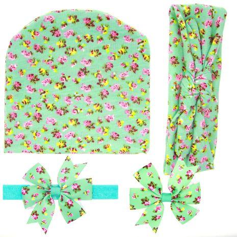 Cloth Fashion Flowers Hair accessories  (green)  Fashion Jewelry NHWO1047-green's discount tags