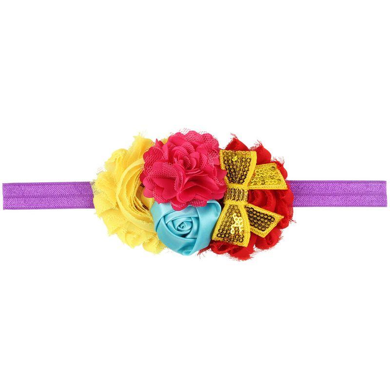 Cloth Fashion Flowers Hair accessories  1  Fashion Jewelry NHWO10691