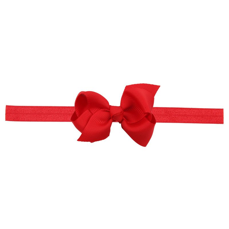 Cloth Fashion Bows Hair accessories  red  Fashion Jewelry NHWO1075red