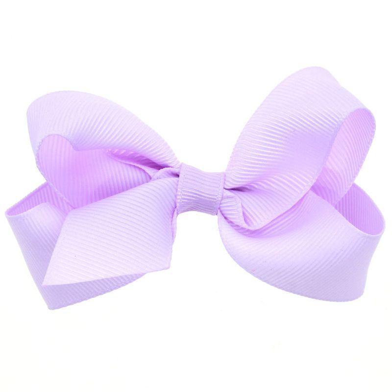 Cloth Fashion Bows Hair accessories  purple  Fashion Jewelry NHWO1076purple
