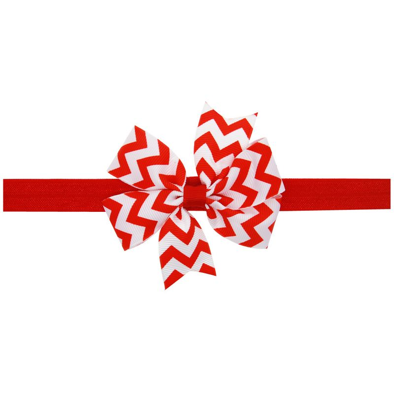 Cloth Fashion Flowers Hair accessories  red  Fashion Jewelry NHWO1080red
