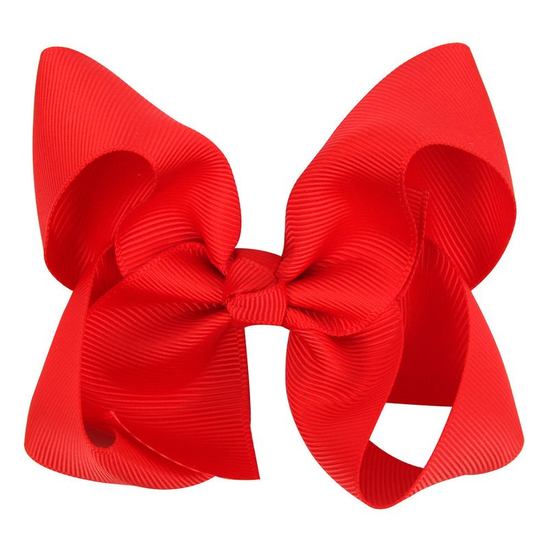 Cloth Fashion Bows Hair accessories  (red)  Fashion Jewelry NHWO1084-red