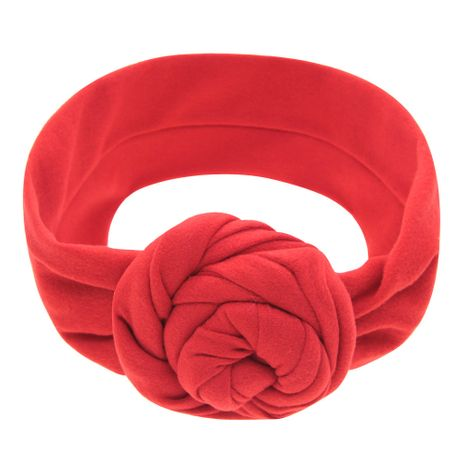 Cloth Fashion Flowers Hair accessories  (red)  Fashion Jewelry NHWO1095-red's discount tags