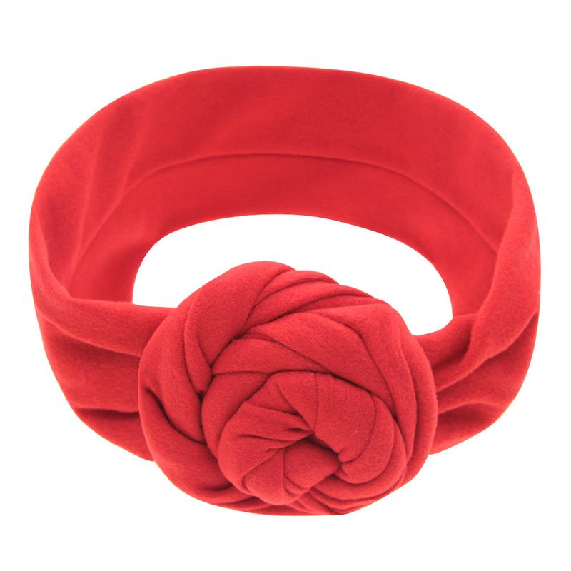 Cloth Fashion Flowers Hair accessories  red  Fashion Jewelry NHWO1095red
