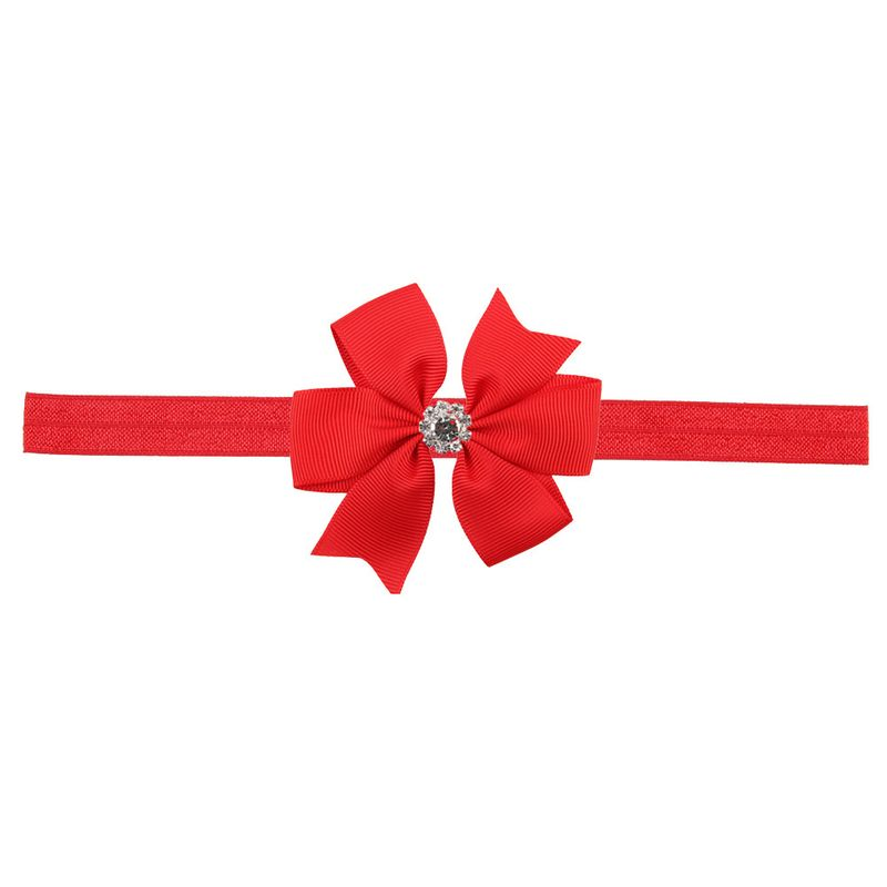 Cloth Fashion Flowers Hair accessories  red  Fashion Jewelry NHWO1099red