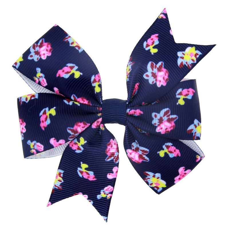 Alloy Fashion Flowers Hair accessories  Navy  Fashion Jewelry NHWO1100Navy