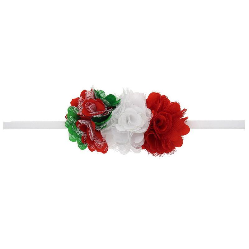 Cloth Fashion Flowers Hair accessories  SD0351  Fashion Jewelry NHWO1106SD0351