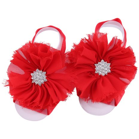 Cloth Fashion Flowers Hair accessories  (red)  Fashion Jewelry NHWO1108-red's discount tags