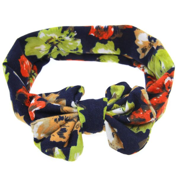 Cloth Fashion Flowers Hair accessories  (number 1)  Fashion Jewelry NHWO1114-number-1