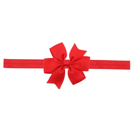 Cloth Fashion Bows Hair accessories  (red)  Fashion Jewelry NHWO1121-red's discount tags