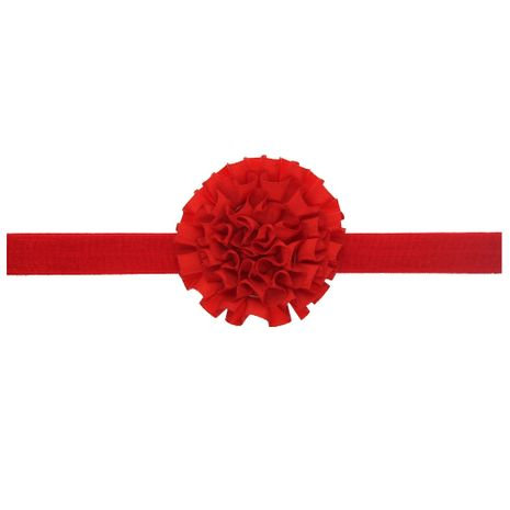 Cloth Fashion Flowers Hair accessories  (red)  Fashion Jewelry NHWO1122-red's discount tags