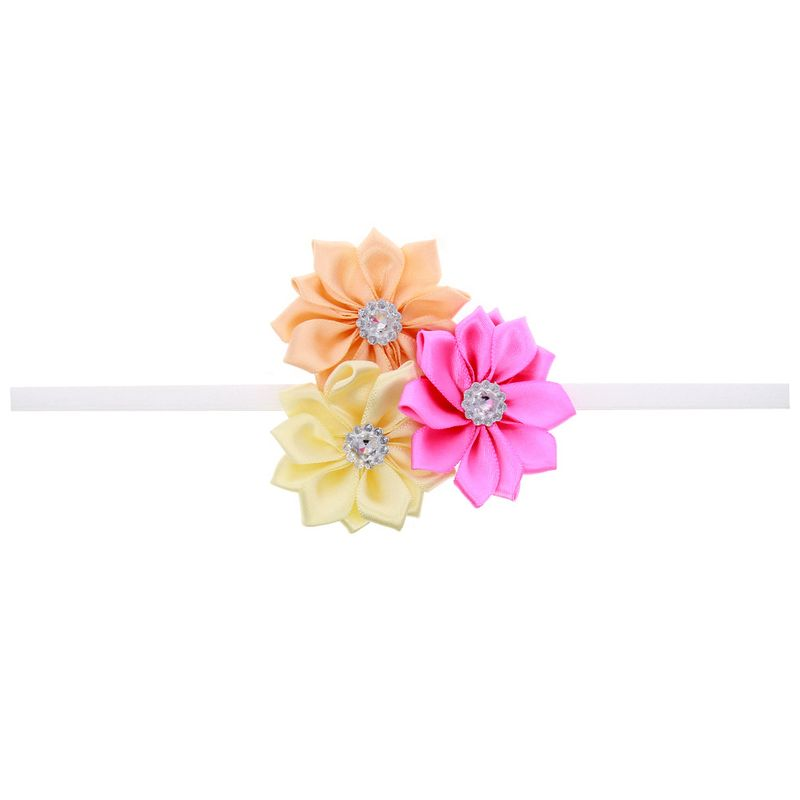 Cloth Fashion Flowers Hair accessories  (1)  Fashion Jewelry NHWO1125-1