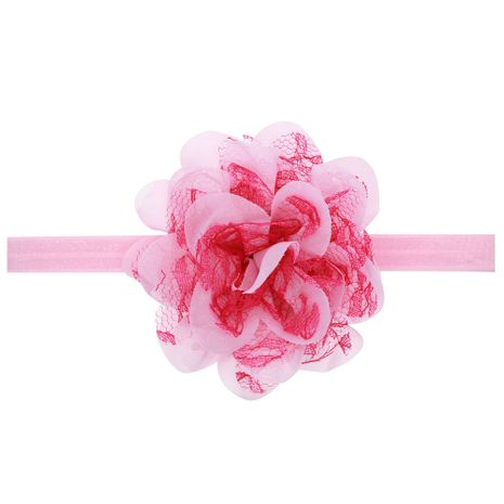 Cloth Fashion Flowers Hair accessories  (Pink rose)  Fashion Jewelry NHWO1133-Pink-rose's discount tags